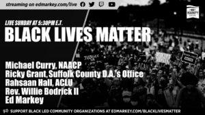 Ed Markey live event